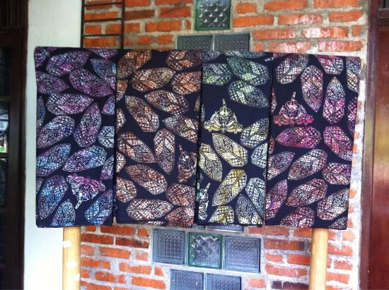 Batik MAGO