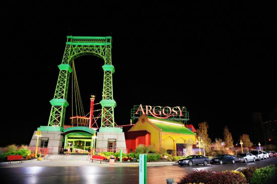 Argosy Casino Alton: Exterior Photo