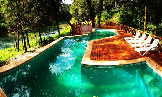 Yucuma Lodge: Pileta