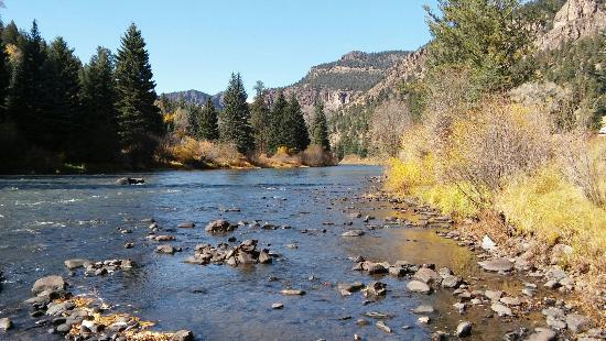 South Fork, CO: 2015 Oct