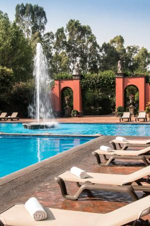 Fiesta Americana Hacienda Galindo: Outdoor Pool