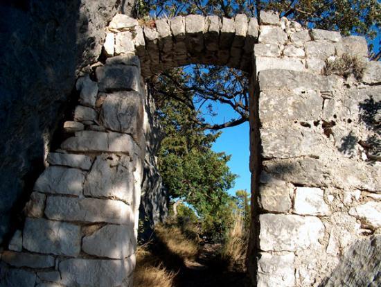 Слатина, Хорватия: Ancient gate