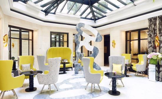 Hotel Le Burgundy: La Verriére