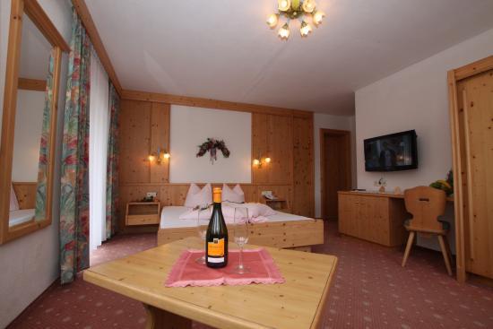 Apart Garni Romantica: Zimmer /Apartments