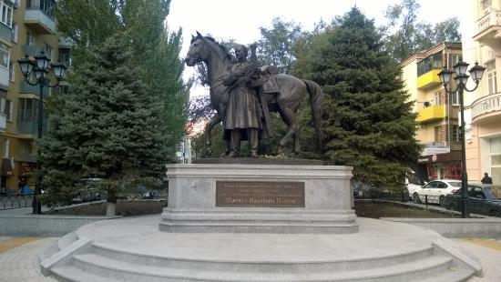 Monument to Ataman Platov