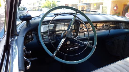 Driving This Car Is Pure Joy 1956 Cadillac Picture Of American
