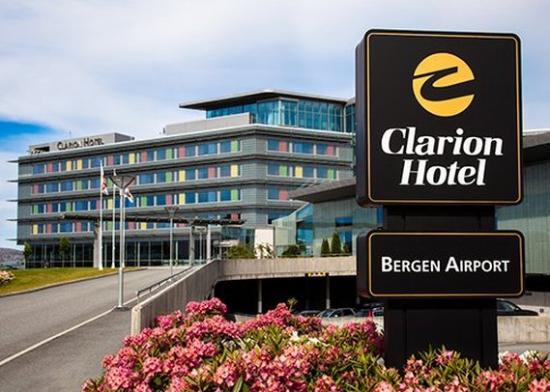 Clarion Hotel Bergen Airport: Exterior