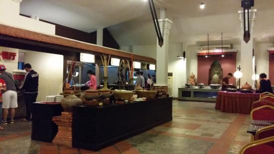 Tonle Sap Restaurant : Buffet