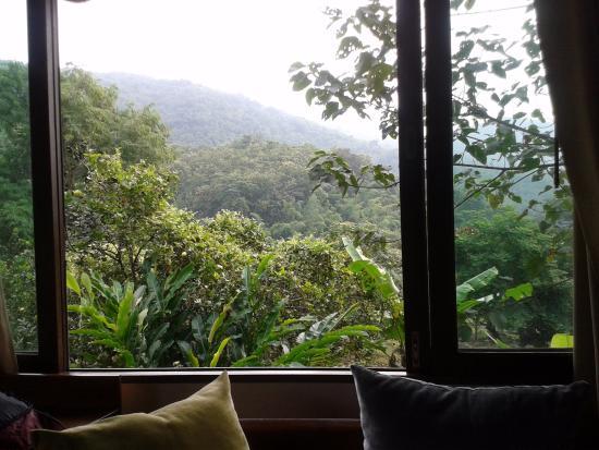 Bura Resort: วิวยามเช้า