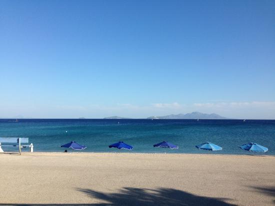 Antony's Hotel: Beach