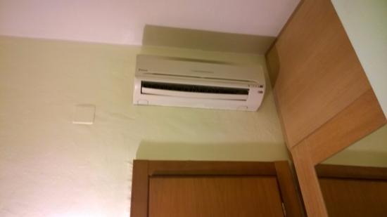 Hotel Rio: Кондиционер