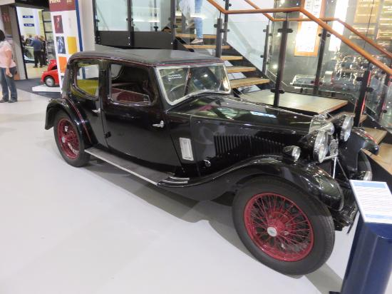 1932 Mg J2 Midget Heritage Motor Centre Picture Of