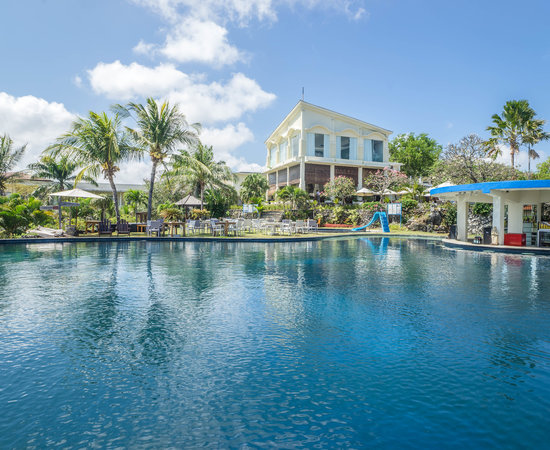 Blue Point Bay Villas And Spa Review