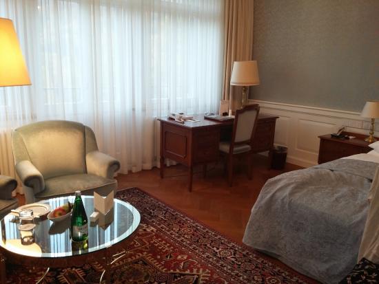 Hotel Waldhaus: Room
