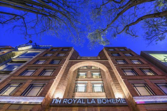 NH Bogota Boheme Royal: Fachada