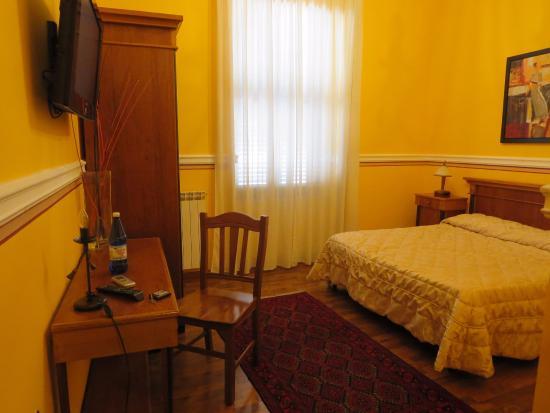 Hotel Amadeus: camera
