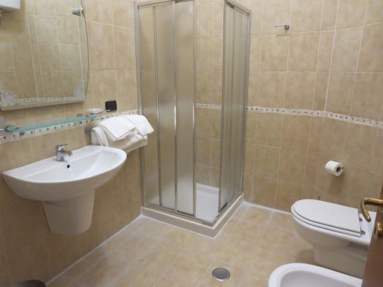 Hotel Amadeus: bagno