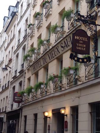 Hôtel du Vieux Saule : photo0.jpg