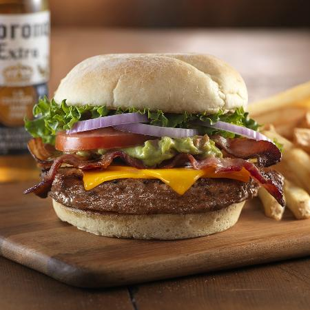 Lone Star Texas Grill: Tex Mex Burger