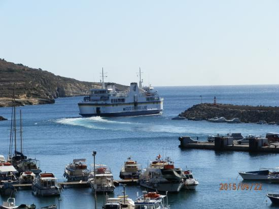 how to pay for gozo ferry