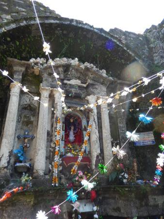 Paricutín Volcano: Al altar