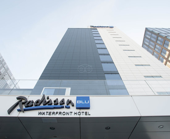 The Radisson Blu Waterfront Hotel