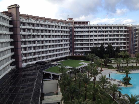 Hotel Ergrife Palace Rom