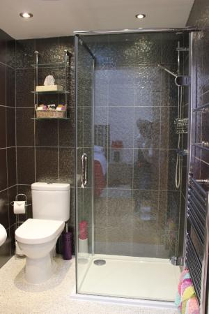 Yew Tree House Bed and Breakfast: En-suite Shower Room