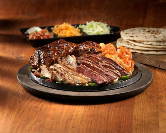 Lone Star Texas Grill: Fajita Fiesta