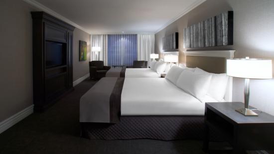 Hotel Manoir Victoria: Deluxe room