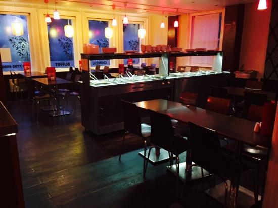 Halal Chinese Buffet Red Dragon London Traveller Reviews Tripadvisor