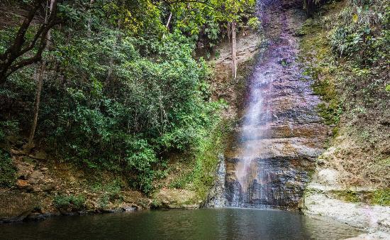 Cachoeira da Geladeira