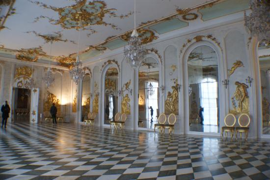 lustre rococo picture of sanssouci palace potsdam. Black Bedroom Furniture Sets. Home Design Ideas