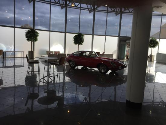 写真Jaguar Factory Tour枚