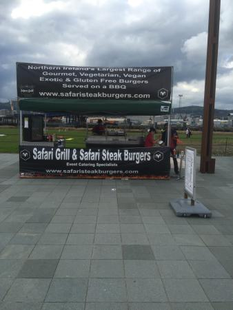 Safari Steak Burgers