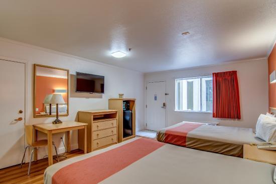 Motel 6 lodi californie voir les tarifs et avis h tel for Motel bas prix