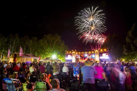 Sydney, Australia: Fireworks 2