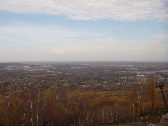 Wausau, WI: Great view