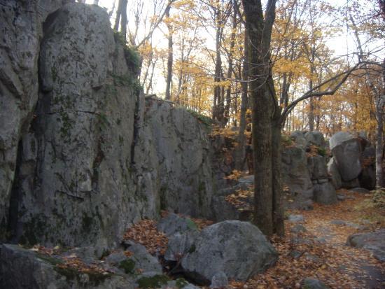 Wausau, WI: Rock formations