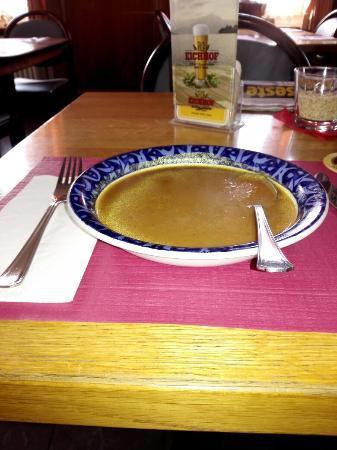 Zollikofen, Zwitserland: Restaurant Kreuz