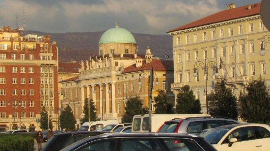 Sunset in Trieste wow Picture of City Sightseeing Trieste