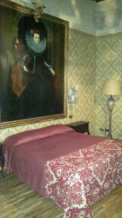 Antica Dimora dell'Orso: A double room