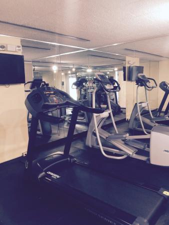 Days Inn Scranton PA: I could workout during my stay