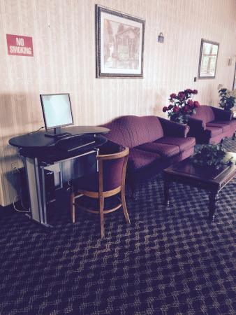 Days Inn Scranton PA: Neat surroundings