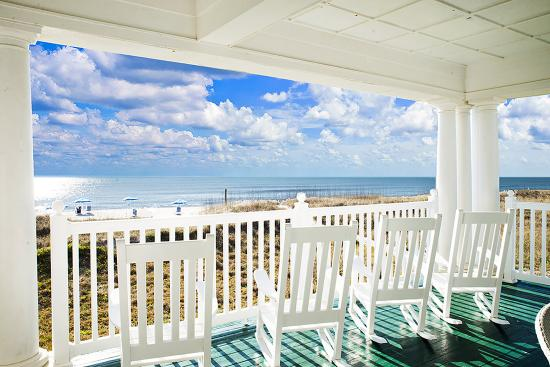Amelia Island, FL: Disconnect in the comfort of Southern elegance with balmy sea breezes. Shown: Elizabeth Pointe L