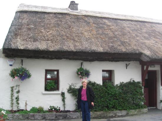 Spiddal, Irlanda: Cloch na Scith cottage
