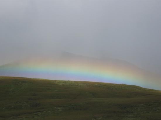 Spiddal, Irlanda: Connemara rainbow