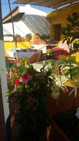 Tresnuraghes, Italia: TERRAZZO