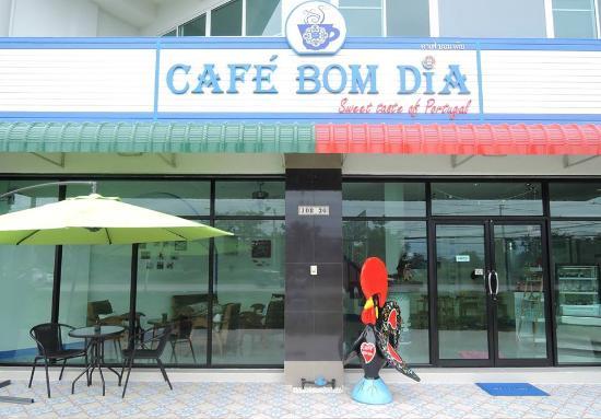 Bom Dia Com Cafe: Picture Of Cafe Bom Dia, San Sai
