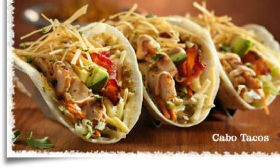 Lone Star Texas Grill : Cabo Taco